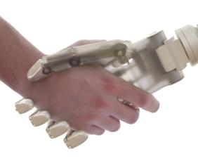 Robot_Human handshake